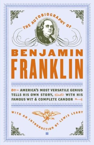 The Autobiography of Benjamin Franklin 9780743255066