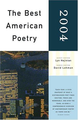 The Best American Poetry 9780743257572