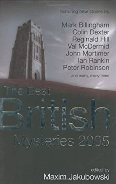 The Best British Mysteries 2005 9780749083366