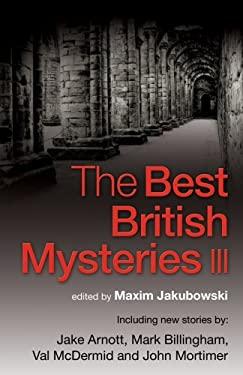 The Best British Mysteries III 9780749082536