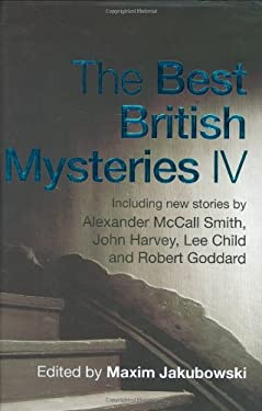 The Best British Mysteries IV 9780749081171