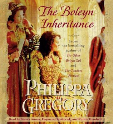 The Boleyn Inheritance 9780743565080
