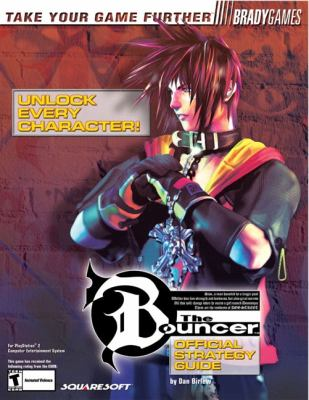 The Bouncer Official Strategy Guide 9780744000580