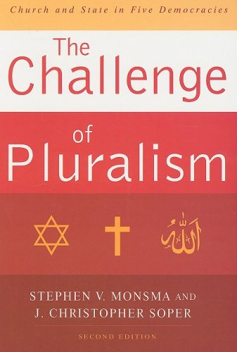 The Challenge of Pluralism: Church and State in Five Democracies - 2nd Edition