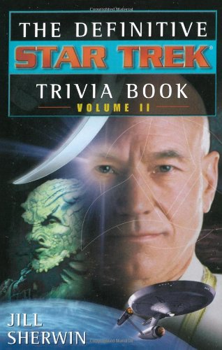 The Definitive Star Trek Trivia Book, Volume II 9780743412810