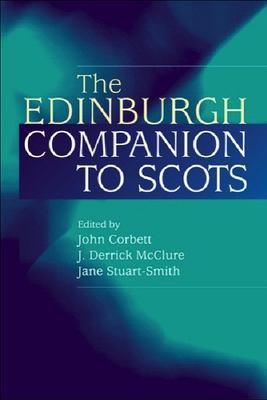 The Edinburgh Companion to Scots 9780748615964
