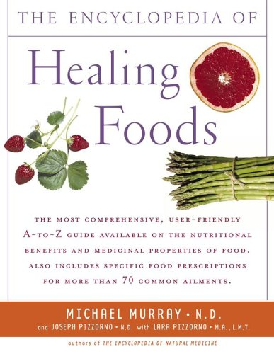 The Encyclopedia of Healing Foods 9780743480529