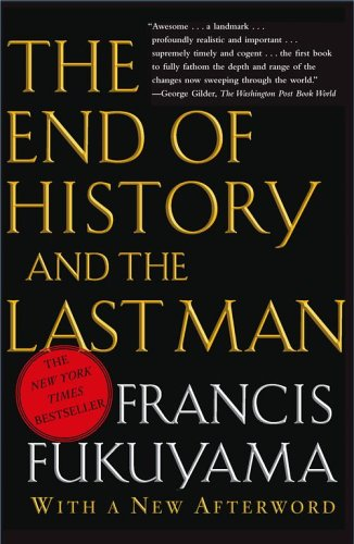 The End of History and the Last Man 9780743284554