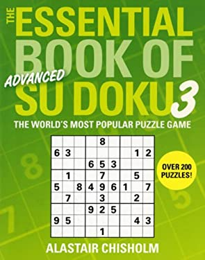 The Essential Book of Advanced Su Doku 3 9780743291682