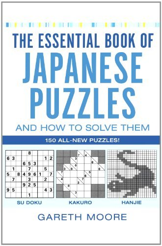 The Essential Book of Japanese Puzzles and How to Solve Them 9780743297424