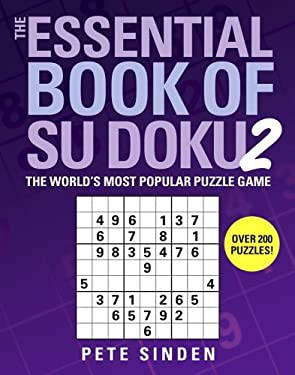 The Essential Book of Su Doku 2 9780743291675