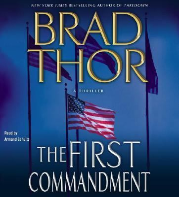 The First Commandment 9780743567213