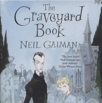 The Graveyard Book 9780747599760