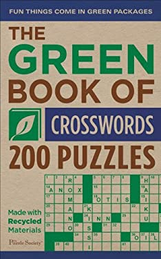 The Green Book of Crosswords: 200 Puzzles 9780740780882