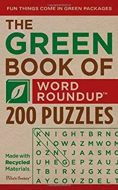 The Green Book of Word Roundup?: 200 Puzzles