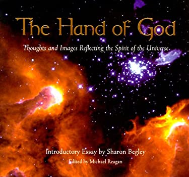 The Hand of God: A Collection of Thoughts and Images Reflecting the Spirit of the Universe 9780740703232