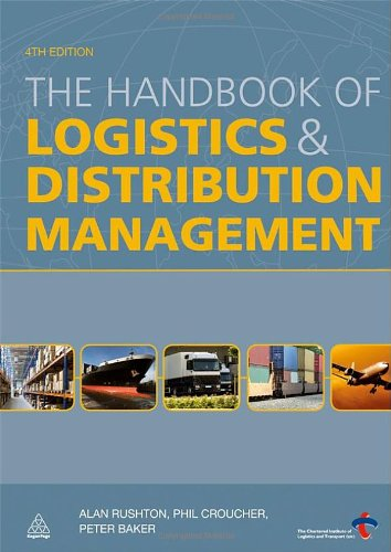 The Handbook of Logistics & Distribution Management 9780749457143