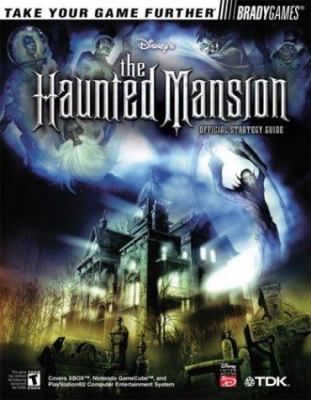 The Haunted Mansion Official Strategy Guide 9780744003475