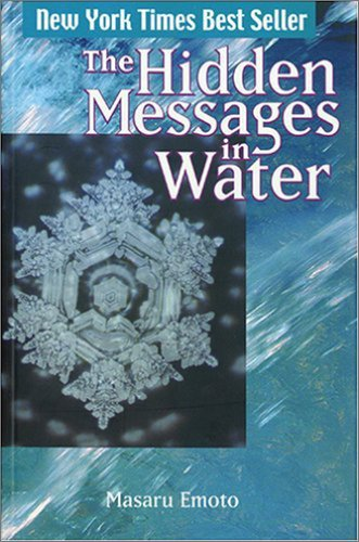 The Hidden Messages in Water 9780743289801