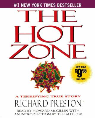 The Hot Zone: A Terrifying True Story 9780743565387