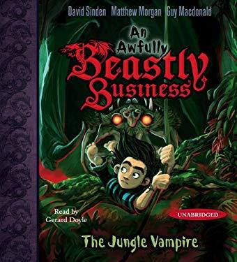 The Jungle Vampire 9780743599658