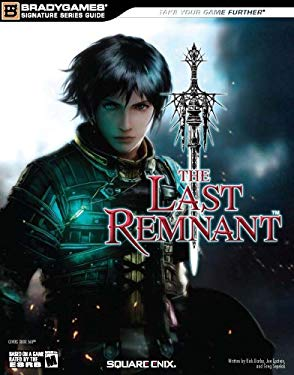 The Last Remnant [With 2-Sided Foldout Poster] 9780744010763