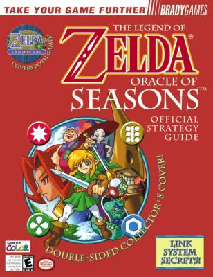 The Legend of Zelda: Oracle of Seasons and Oracle of Ages Official Strategy Guide 9780744000665