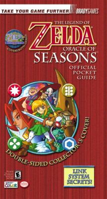 The Legend of Zelda: Oracle of Seasons and Oracle of Ages Official Pocket Guide 9780744000672