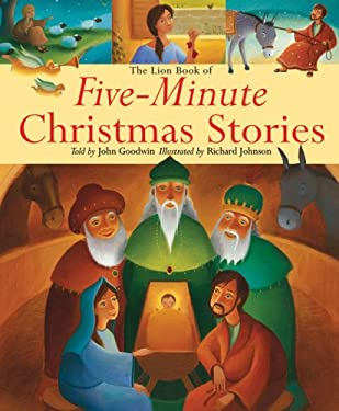 The Lion Book of Five-Minute Christmas Stories 9780745949437