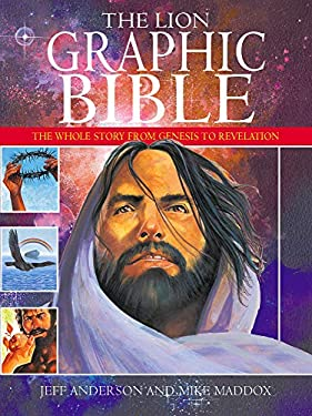 The Lion Graphic Bible: The Whole Story from Genesis to Revelation 9780745949239