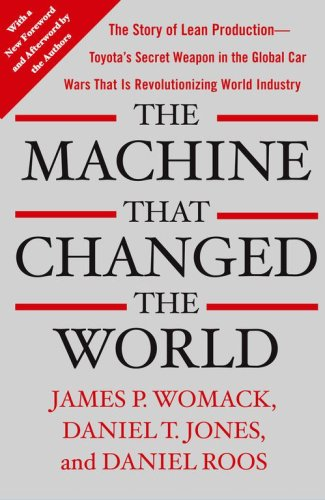 The Machine That Changed the World: The Story of Lean Production-- Toyota's Secret Weapon in the Global Car Wars That Is Now Revolutionizing World Ind 9780743299794
