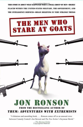 The Men Who Stare at Goats 9780743270601