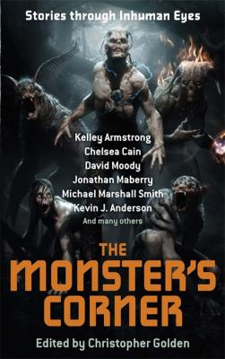 The Monster's Corner: Stories Through Inhuman Eyes 9780749957858