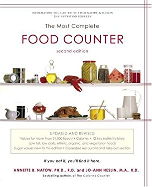 The Most Complete Food Counter 9780743464413