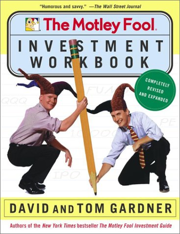 The Motley Fool Investment Workbook 9780743229982