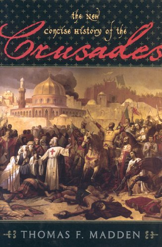 The New Concise History of the Crusades 9780742538221