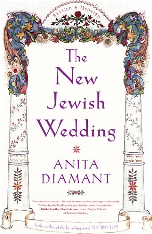 The New Jewish Wedding, Revised 9780743202558