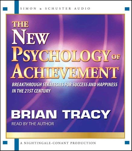 The New Psychology of Achievement 9780743583442