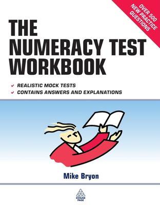 The Numeracy Test Workbook 9780749440459