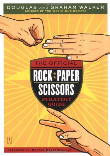 The Official Rock Paper Scissors Strategy Guide 9780743267519