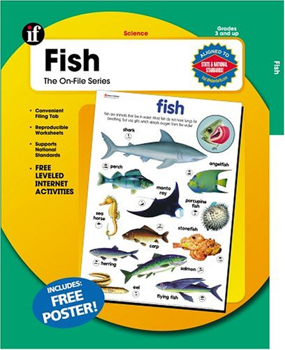 The On-File Series Fish 9780742428898