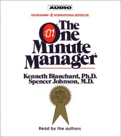 The One Minute Manager 9780743509176