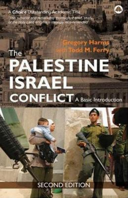 The Palestine-Israel Conflict: A Basic Introduction 9780745327341