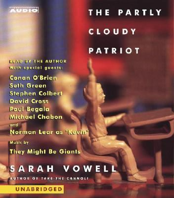 The Partly Cloudy Patriot 9780743533485