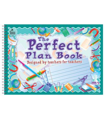 The Perfect Plan Book: Designed by Teachers for Teachers 9780742400276