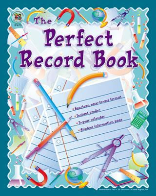The Perfect Record Book 9780742400283