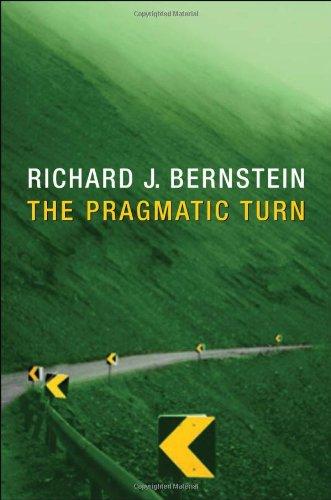 The Pragmatic Turn 9780745649078