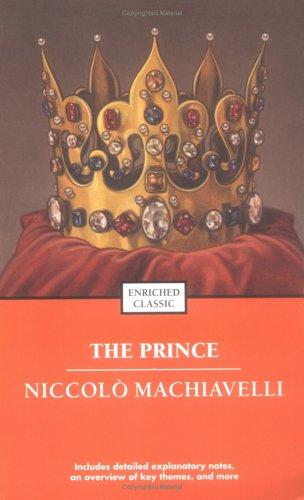 The Prince 9780743487689