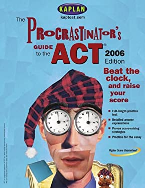 The Procrastinator's Guide to the ACT 9780743265539