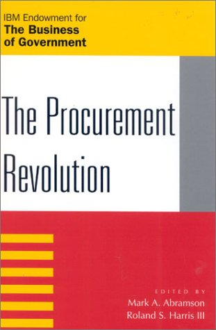 The Procurement Revolution 9780742532731